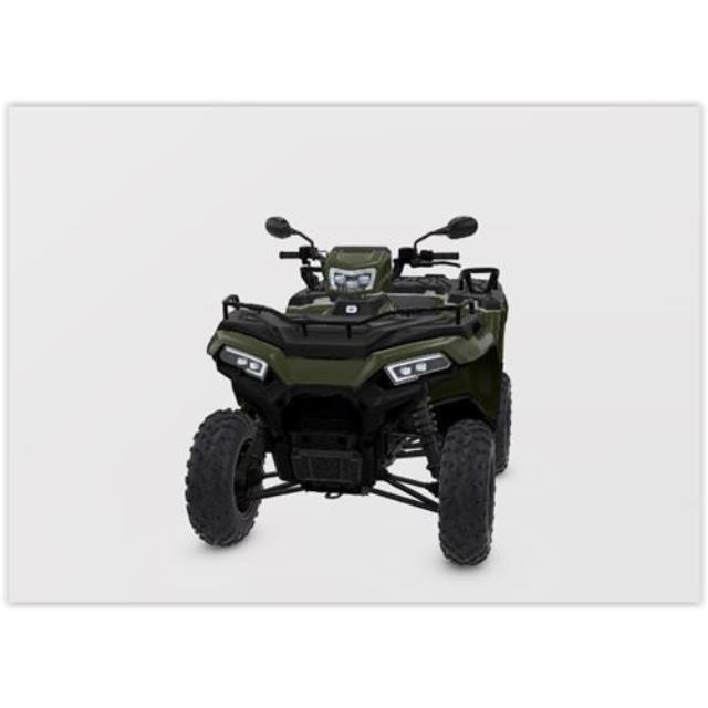 Part Number : 2877222 MIRROR KIT ATV HANDLEBAR MOUNT