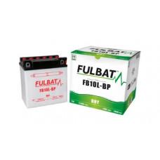 BATERIA FULBAT YB10L-BP  Eletrólito Incluído