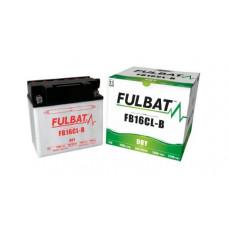 BATERIA FULBAT YB16CL-B Eletrólito Incluído