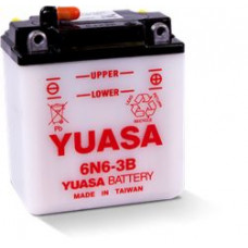 BATERIA YUASA 6N6-3B