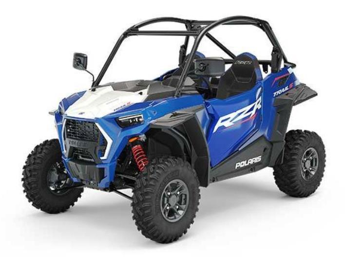 Polaris RZR 60 S 1000 EPS PREMIUM BLUE TRACTOR